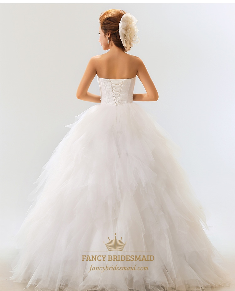 Princess Ball Gown Wedding Dresses, Wedding Dresses For