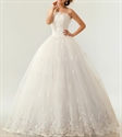 Beautiful Strapless Wedding Dresses, Lace Wedding Dresses Vintage
