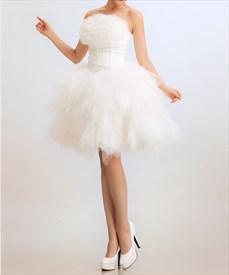 Short Wedding Dresses For Women, White Wedding Dress, Bridal Dresses Online