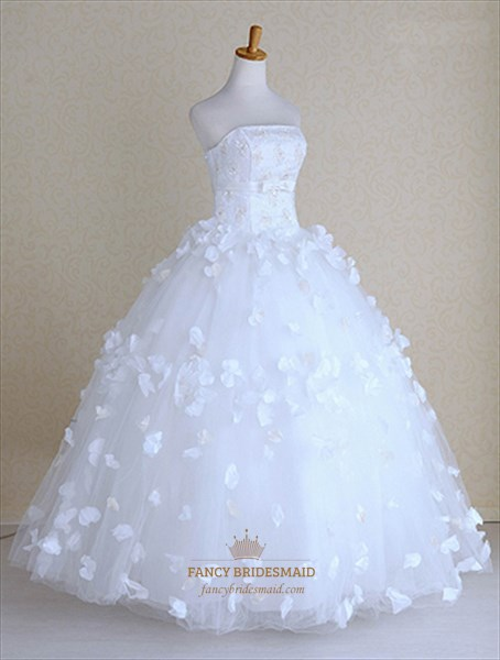 Lace Wedding Dresses Vintage Beautiful Strapless Wedding Dresses Sku F131