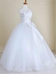 White Sweetheart Wedding Dresses, Wedding Dresses Sweetheart Princess