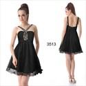 Black Little Dresses For Women, Black Sleeveless Dress With Open Back