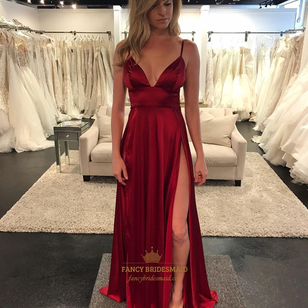 Empire line dress c&a