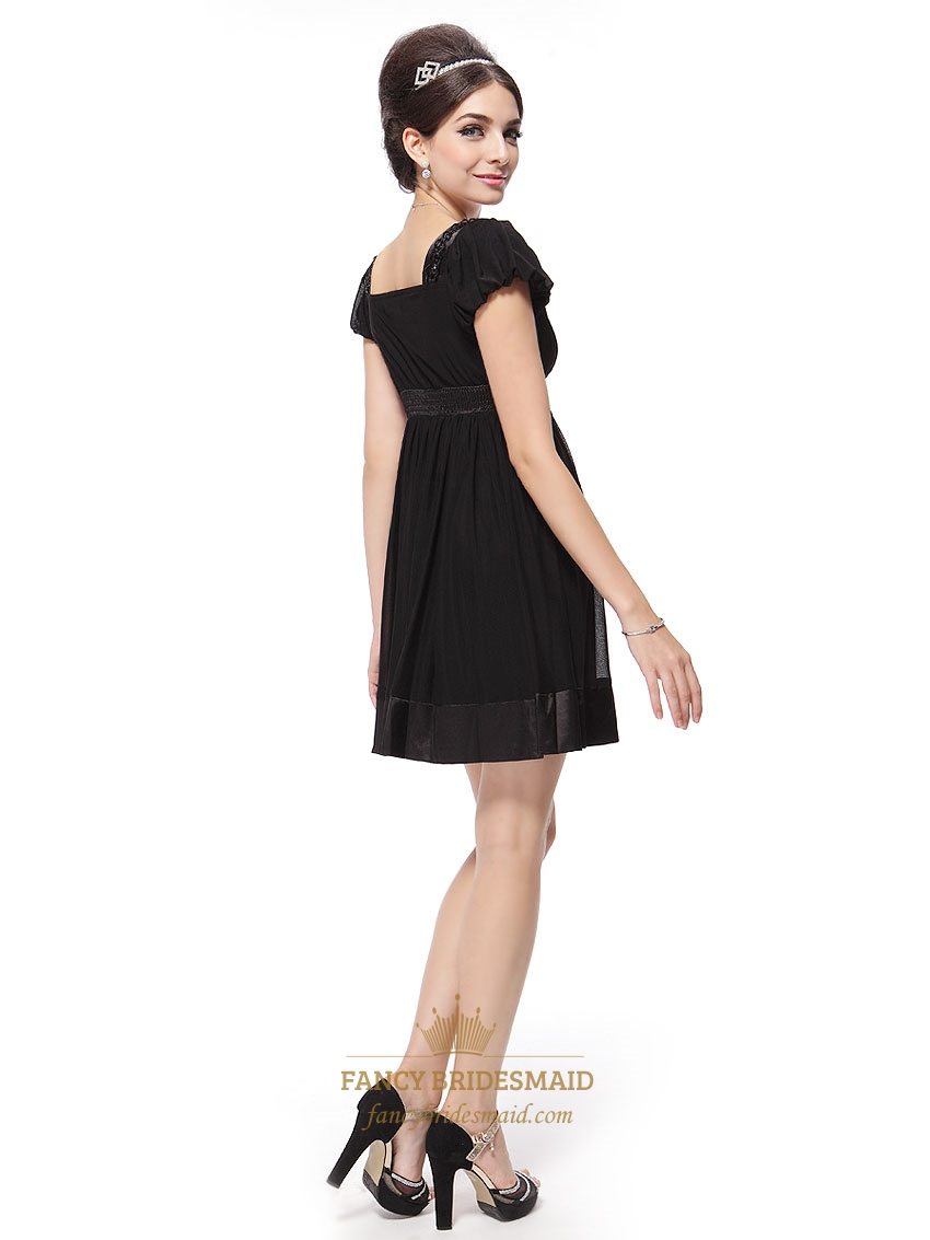 Cocktail dresses for women with sleeves