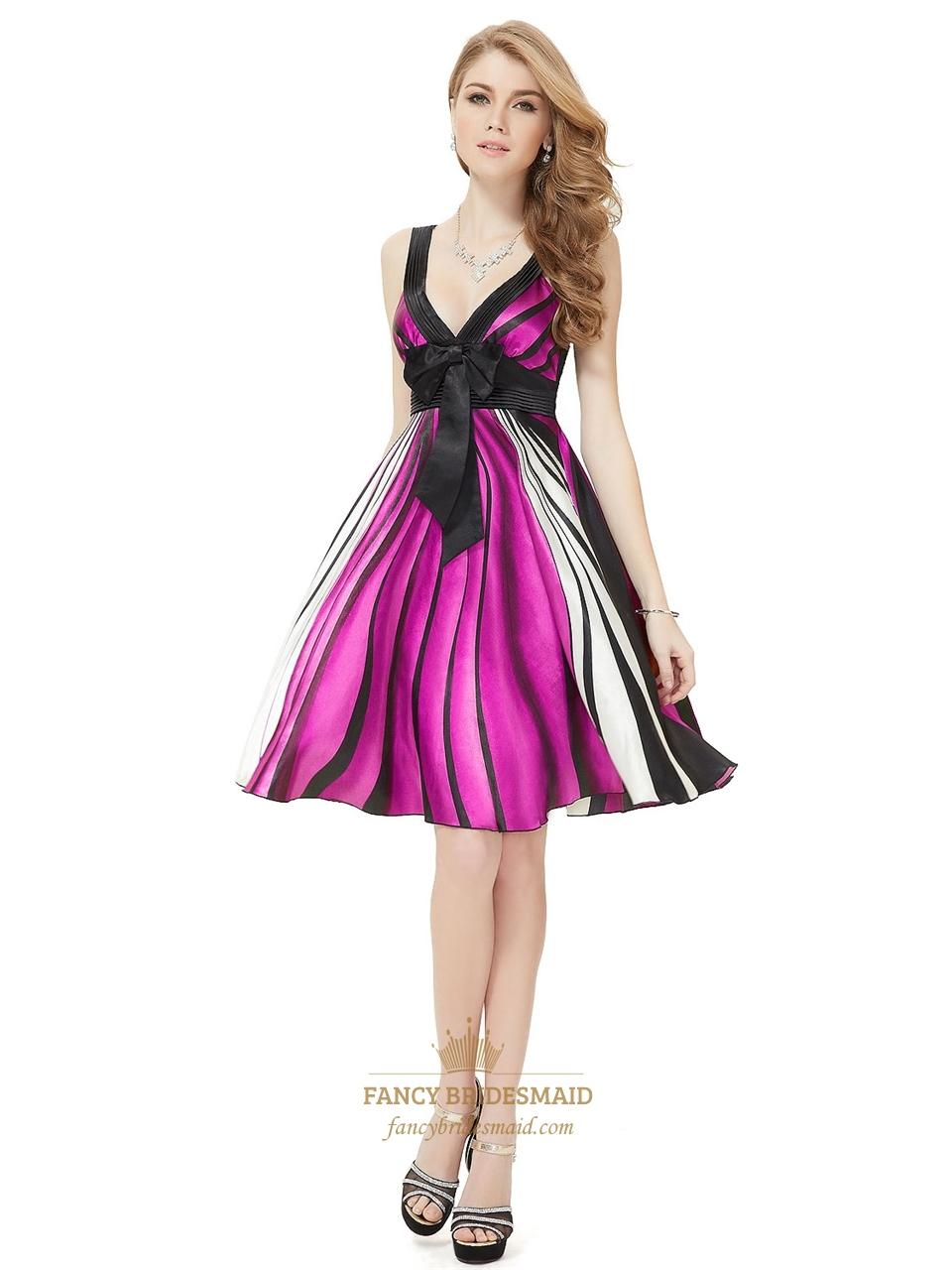 Buy low price, high quality knee length day dress with worldwide shipping on omskbridge.ml