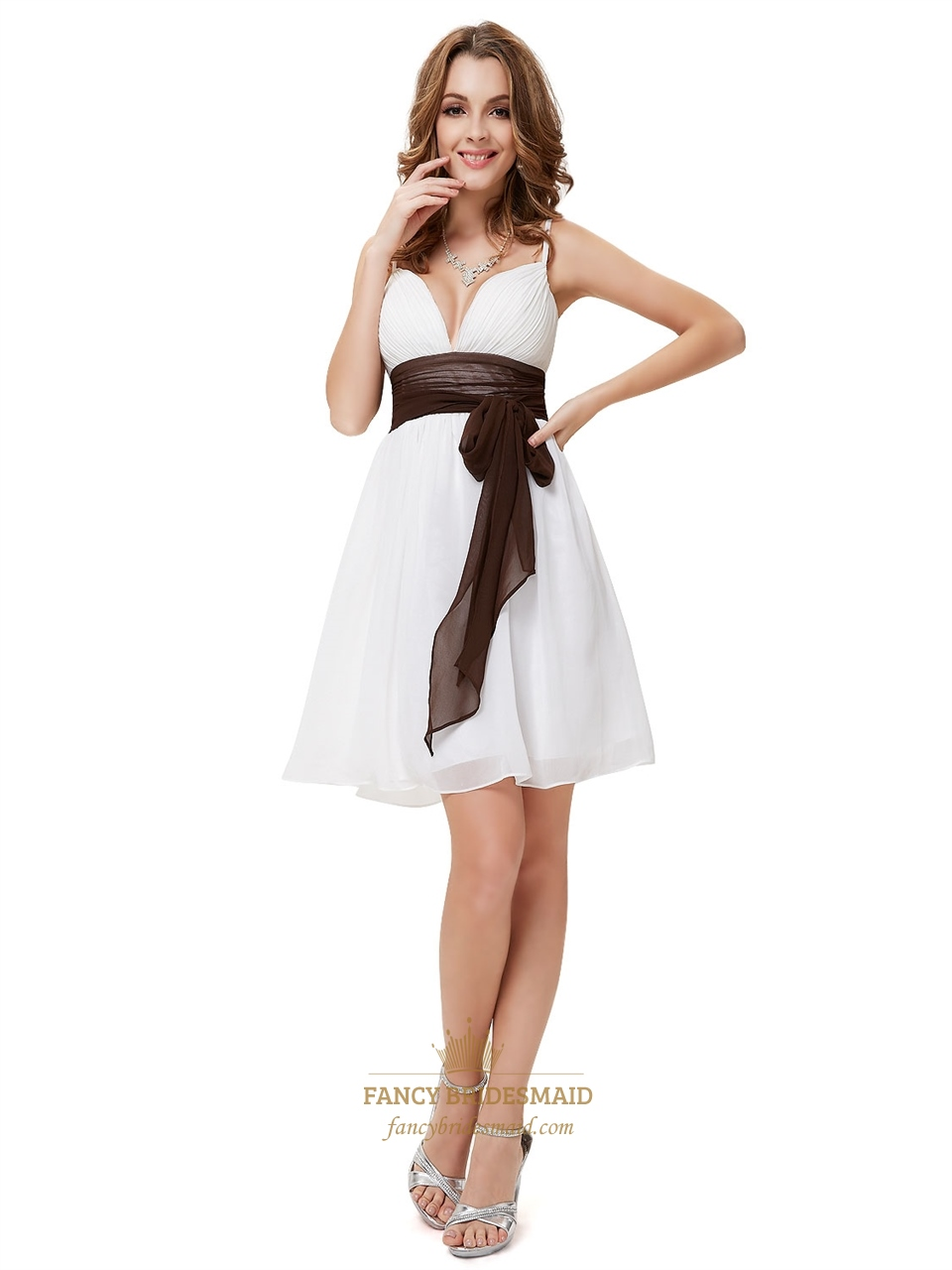 1d63e6530b42 White Club Dresses For Juniors