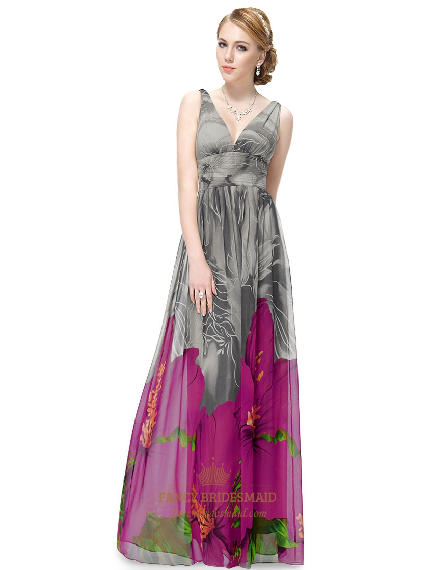 3376eb5cc593 Long Floral Dresses For Evening