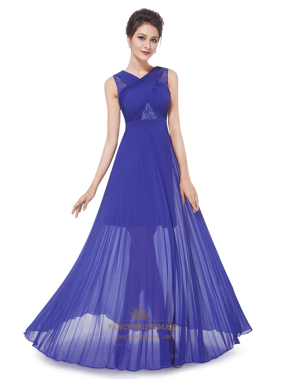 Elegant Royal Blue Bridesmaid Dresses