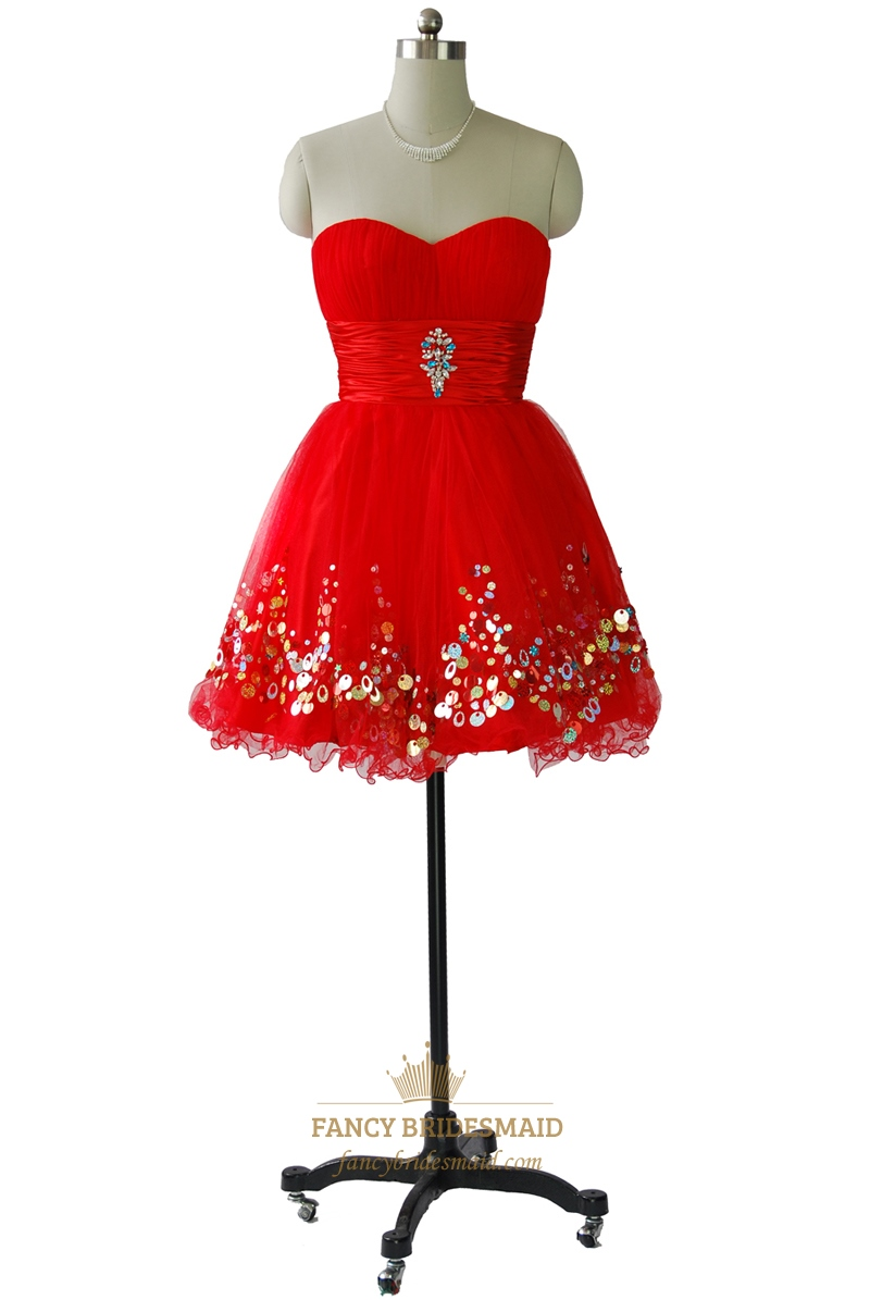 9b718a21c2b Homecoming Dresses Short Red - Gomes Weine AG