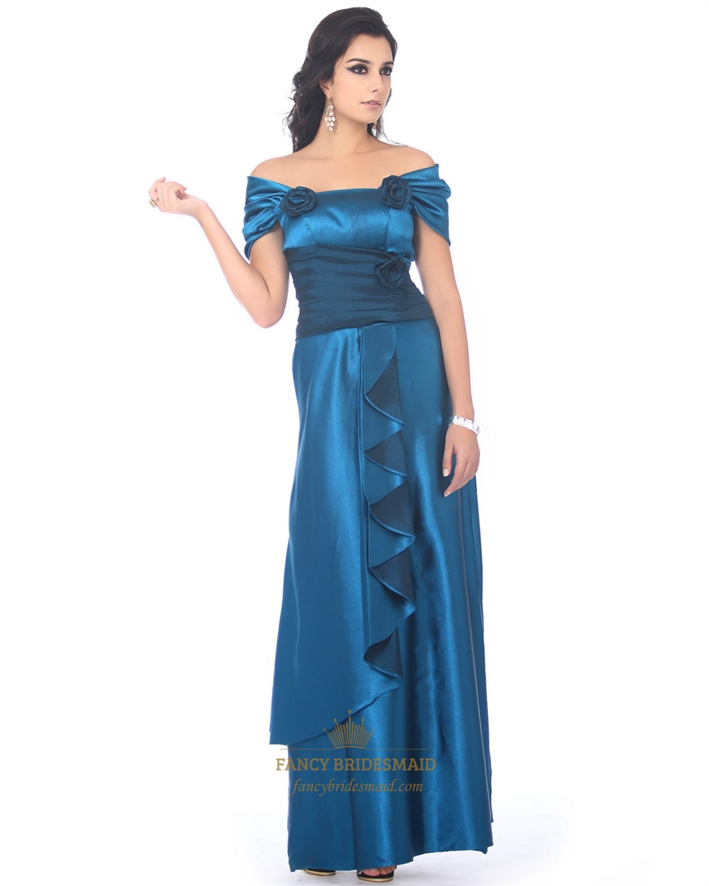 Mother Of The Bride Dresses Teal 15