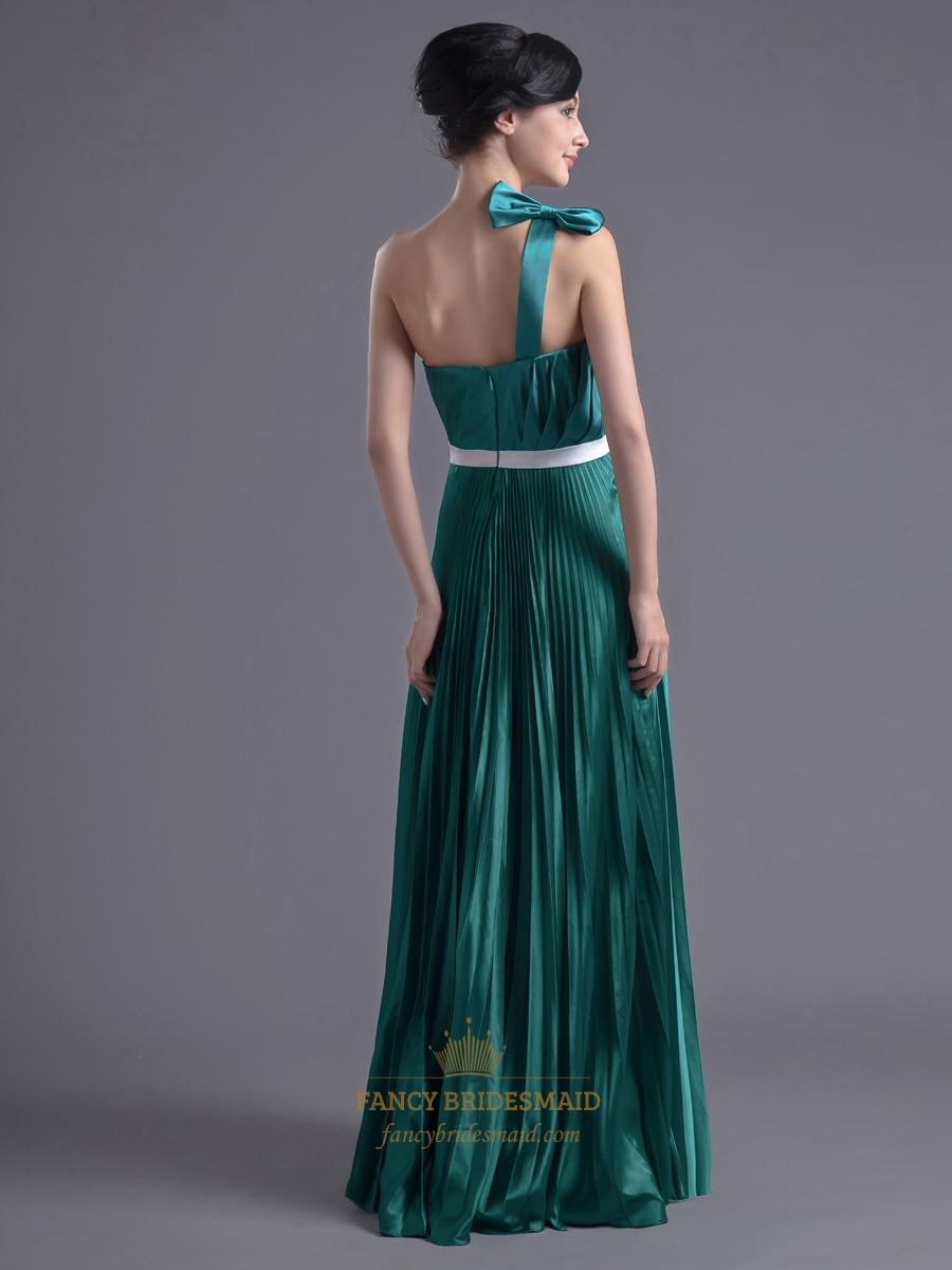 Light blue prom dresses one shoulder