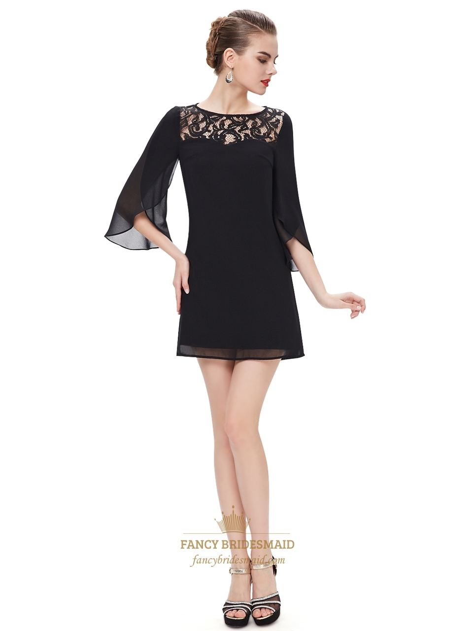 1b2d585aa8c Cocktail Dresses With Sleeves - Gomes Weine AG