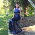 Royal Blue Sleeveless Embellished Sequin Mermaid Long Bridesmaid Dress