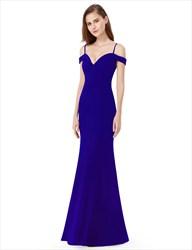 Elegant  Floor Length Evening Dress With Sweetheart Neckline