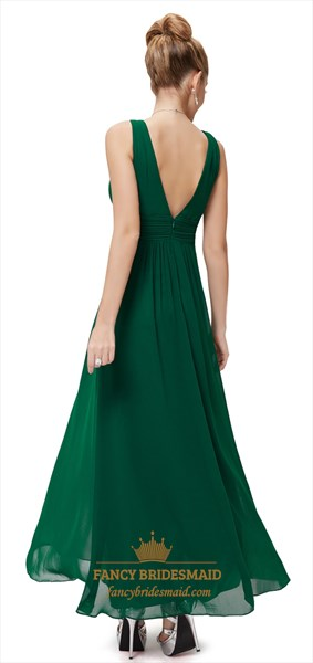 Long Emerald Green Prom Dresses,Emerald Green Dress For Wedding Guest