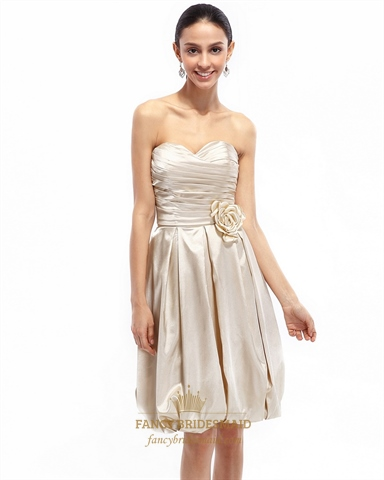 Bubble Skirt Wedding Dress 12